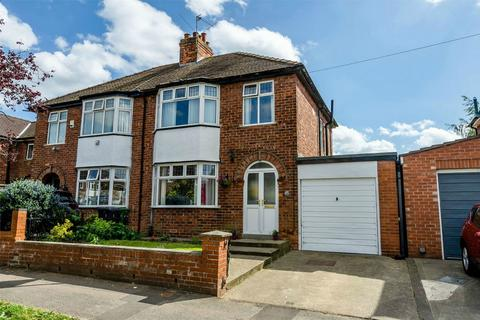 3 bedroom semi-detached house for sale - Glebe Avenue, YORK