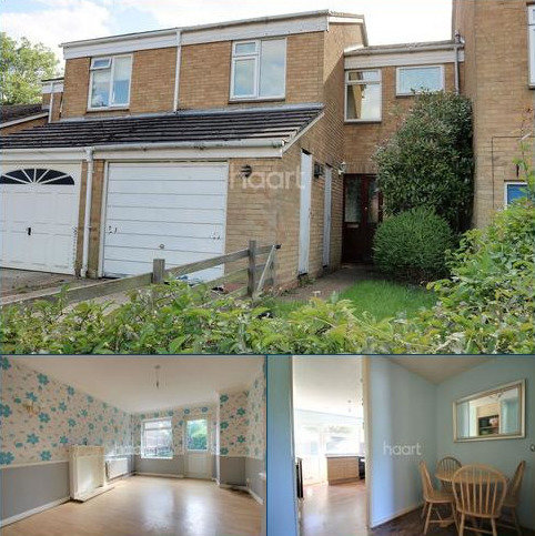 3 bedroom terraced house for sale - Kingston Crescent, Lordswood