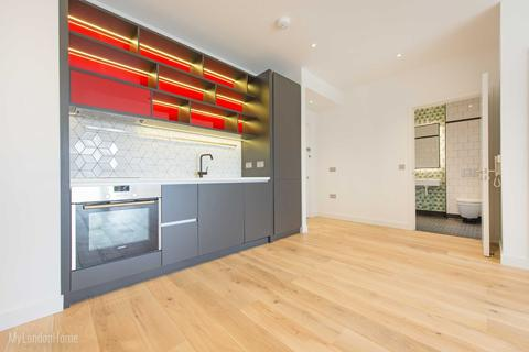 1 bedroom apartment for sale - Grantham Building, City Island, Leamouth Peninsula, London, E14
