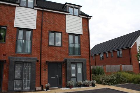 4 bedroom end of terrace house for sale - Alexander Turner Close, Reading, Berkshire, RG1