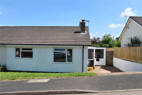 2 bedroom semi-detached bungalow for sale - Brooke Road, Witheridge, Tiverton, Devon, EX16