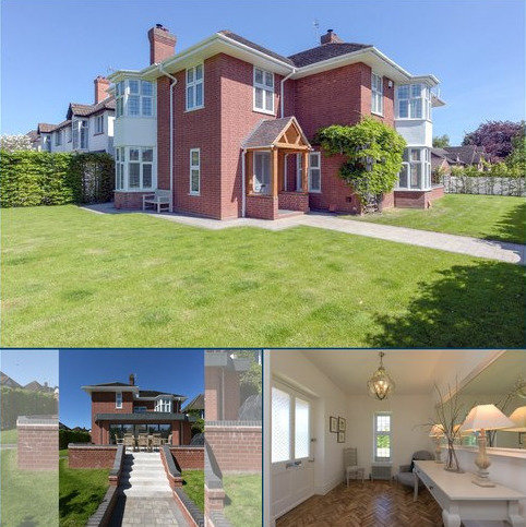 5 bedroom detached house for sale - Hanbury Park Road, Worcester, Worcestershire, WR2