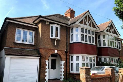5 bedroom semi-detached house for sale - DAVIGDOR ROAD, HOVE