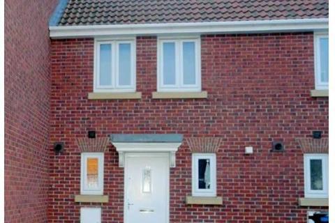 3 bedroom terraced house to rent - Woodheys Park, Kingswood, Hull, East Riding of Yorkshire, HU7 3AJ