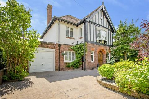 4 bedroom detached house for sale - 31 Endcliffe Vale Road, Endcliffe, S10 3EP