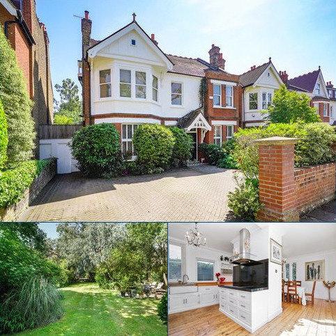 5 bedroom semi-detached house for sale - Woodville Gardens, Ealing, London, W5
