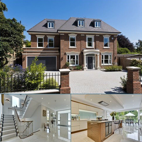 7 bedroom detached house for sale - Wolsey Road, East Molesey, Surrey, KT8