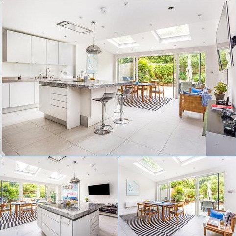 5 bedroom terraced house for sale - Cedar Court, Somerset Road, Wimbledon, London, SW19
