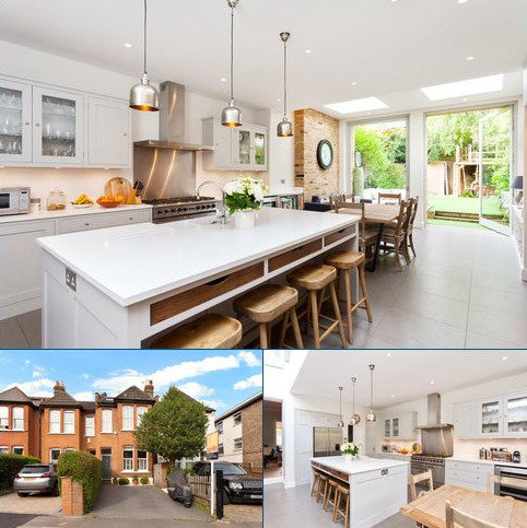 4 bedroom terraced house for sale - Pepys Road, Wimbledon, London, SW20