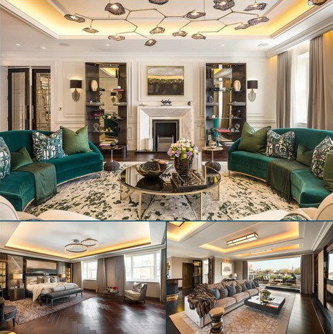 4 bedroom penthouse for sale - Eaton Place, SW1X