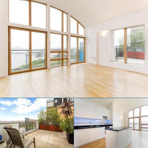 2 bedroom flat for sale - Maurer Court, Renaissance Walk, Greenwich Peninsula, London, SE10