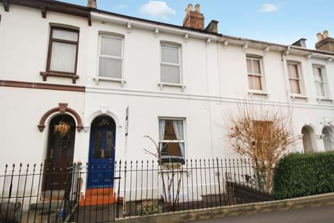 2 bedroom terraced house for sale - 56 Brighton Road, Fairview, Cheltenham, Gloucestershire, GL52 6BA