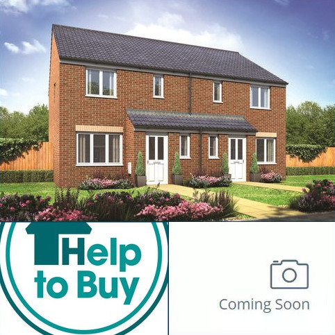 3 bedroom semi-detached house for sale - Plot 261 Millers Field, Manor Park, Sprowston, Norfolk, NR7