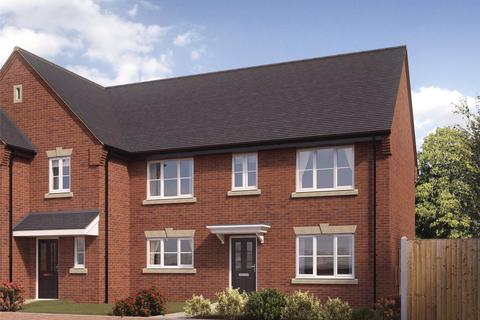 3 bedroom semi-detached house for sale - Plot 2 Firs Park, Eversley Road, Norwich, NR6