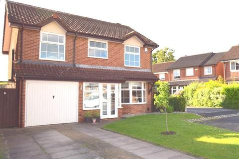 4 bedroom detached house for sale - Glenfield Close, Solihull, B91 3XY