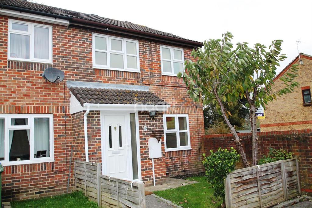 3 Bedrooms End Of Terrace House for sale in Batcombe Mead, Forest Park