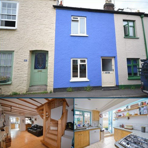 2 bedroom terraced house for sale - Totnes