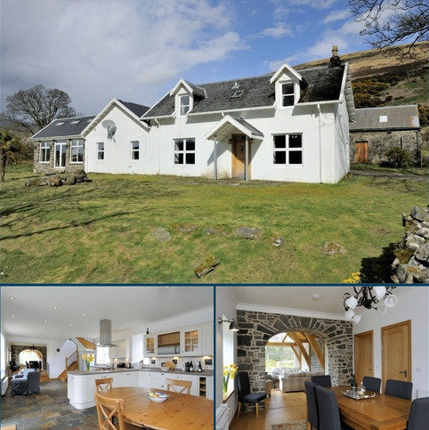 4 bedroom detached house for sale - Inverchaolain House, The Inverchaolain Eastate, Cowal Peninsula, Argyll