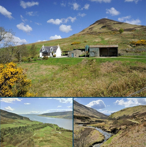 3 bedroom detached house for sale - Stonyaraig House, The Inverchaolain Estate, Cowal Peninsula, Argyll