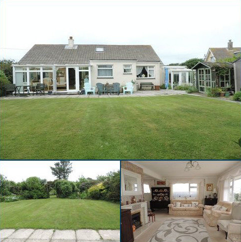 3 bedroom detached bungalow for sale - Wheal Kitty, St Agnes