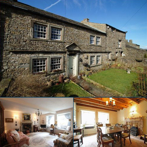 4 bedroom farm house for sale - Force Head Farm, Gayle, Hawes, DL8 3RZ