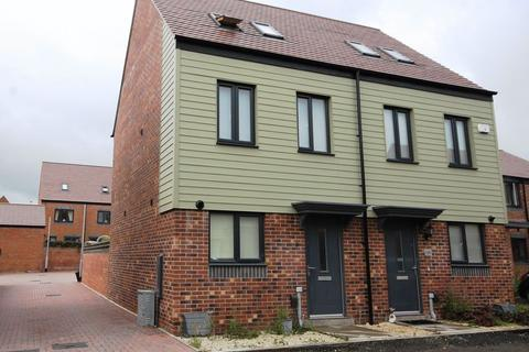 3 bedroom semi-detached house to rent - Lloyd Close, Lawley, Telford