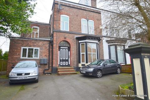 Studio to rent - Flat 2, 73 Victoria Crescent, Eccles