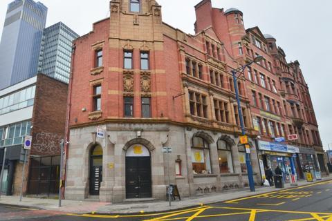 Studio to rent - 2 Hanover Street, Manchester