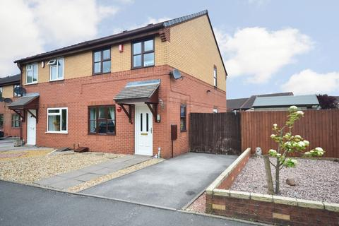 3 bedroom semi-detached house for sale - Trevithick Close, Berryhill, ST2 0TE