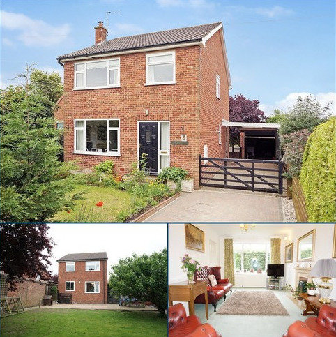 4 bedroom detached house for sale - Main Street, Colton, Tadcaster, LS24
