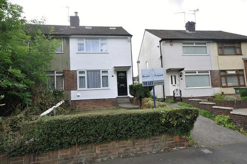 2 bedroom end of terrace house to rent - Bridge Road, Kingswood