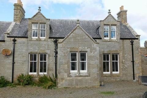 2 bedroom semi-detached house for sale - Butlers Cottage, Sandside, Reay, Thurso, Caithness, KW14 7RN