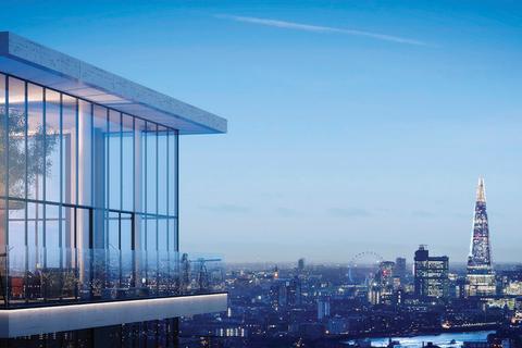 Studio for sale - Wardian London, East Tower, Marsh Wall, Canary Wharf, E14