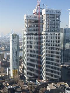 2 bedroom apartment for sale - Wardian London, East Tower 2007, Marsh Wall, Canary Wharf, E14