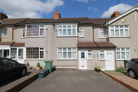2 bedroom terraced house for sale - Boscombe Road, Worcester Park