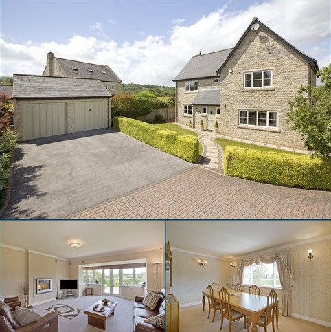 4 bedroom detached house for sale - Wellfield Lane, Burley in Wharfedale