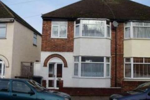 3 bedroom semi-detached house to rent - Southfield Avenue, Northampton, Northants, NN4 8AQ