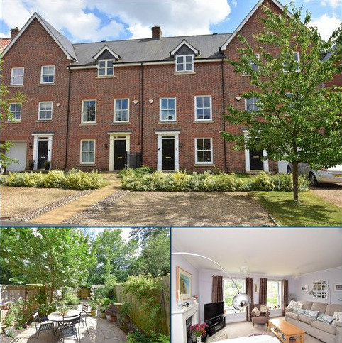 4 bedroom townhouse for sale - The Albany, Ipswich, IP4 2TP