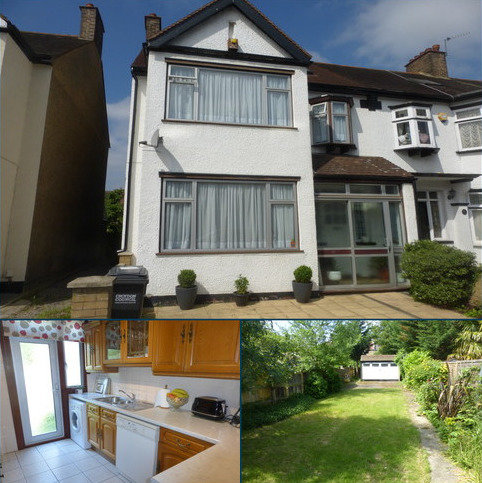 4 bedroom end of terrace house for sale - Fairlands Avenue, Thornton Heath. Croydon, CR7