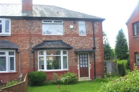 3 bedroom semi-detached house to rent - Winton Avenue, Moston, Manchester, M40 3WR