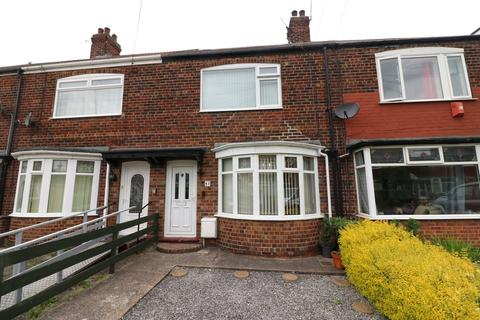 2 bedroom terraced house to rent - Campion Avenue, Hull