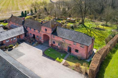 5 bedroom barn for sale - Home Farm, Geary Lane, Bretby, DE15