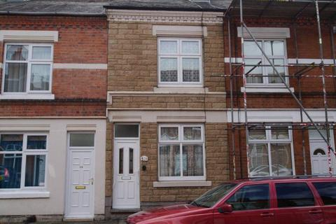 2 bedroom terraced house to rent - Battenburg Road, Leicester LE3 5HA