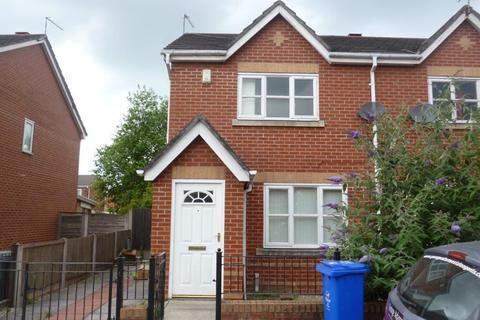 2 bedroom house to rent - Venture Scout Way, Manchester