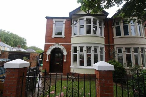3 bedroom semi-detached house to rent - St. Augustine Road, Heath, Cardiff