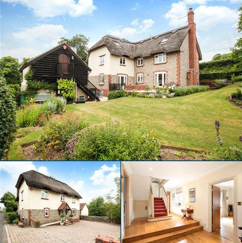 4 bedroom detached house for sale - Church Hill, Piddlehinton, Dorchester, DT2
