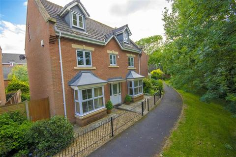 5 bedroom detached house for sale - 32, Bentley Drive, Oswestry, Shropshire, SY11