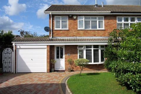 3 bedroom semi-detached house for sale - Landor Road, Knowle,  B93