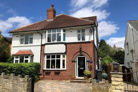 4 bedroom semi-detached house for sale - 42, Silver Hill Road, Ecclesall, Sheffield, South Yorkshire, S11