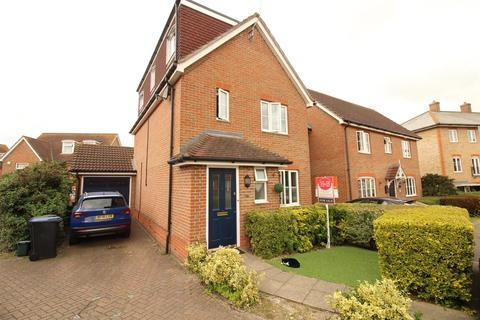 5 bedroom link detached house for sale - Malkin Drive, Church Langley, Harlow